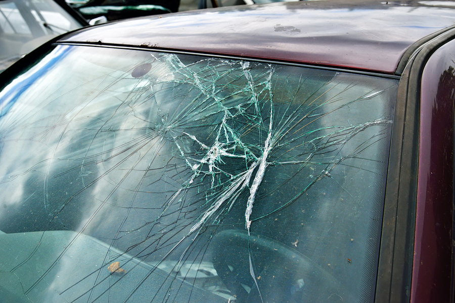 Broken Car Window: Auto Glass Repair & Replacement: Binghamton, NY: Budget Glass